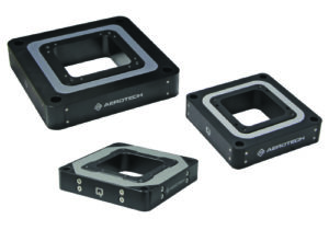 QNP2 XY piezo nanopositioning stage group image